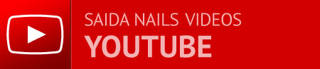 Videos tutorial by Saida Nails on Youtube