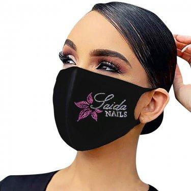 Mundschutzmaske, waschbar