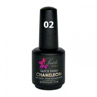 Quick Finish CHAMÄLEON 02 - LILA-BLAU, 15 ml