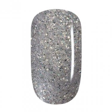 Color Gel - 72 White-Silver Glitter, fine