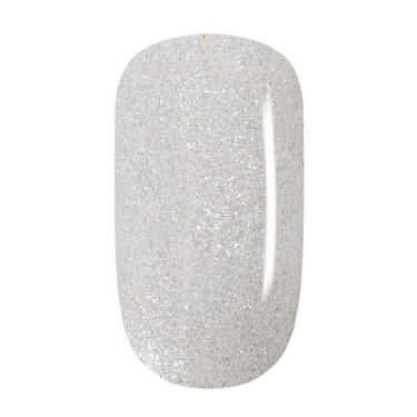Color Gel - 75 White-Silver Glitter, extra fine
