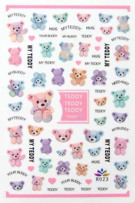 Sticker Teddy