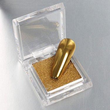 Solid Chrome Powder 02 Gold
