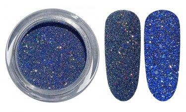 Licht reflektierender Glitter - 03 Blau