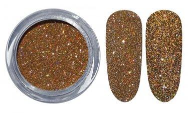 Licht reflektierender Glitter - 05 Gold