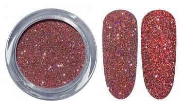 Licht reflektierender Glitter - 06 Altrosa