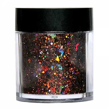 Laser Glitter Mix - CHOCOLATE