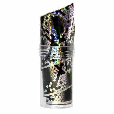 Nail Art Foil XXL 100cm - SNAKE