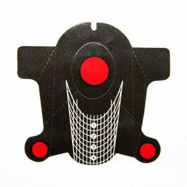 Verlängerungsschablonen - Mini, 500 Stck