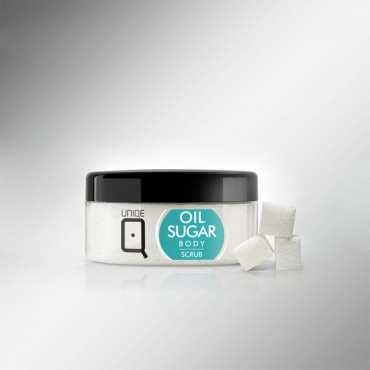 Öl-Zucker-Peeling für den Körper