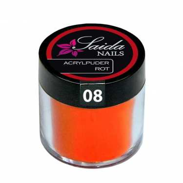 Acrylpuder 08 ROT, 10 g