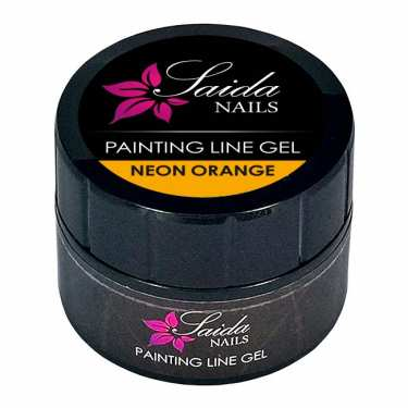 Painting Line Gel - Neon Orange