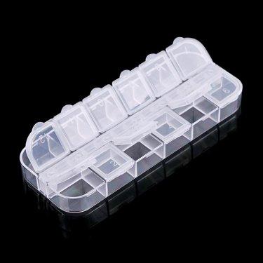 Aufbewahrungsbox für Steinchen