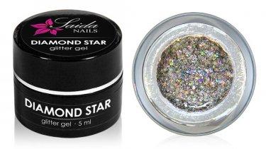 Diamond Star 01 - Silber