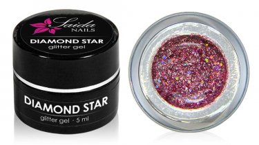 Diamond Star 07 - kaltes Rosa