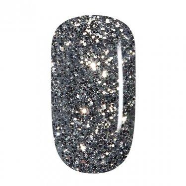 Color Gel - 15 Silver Glitter, coarse