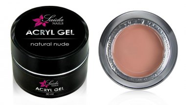 Acryl-Gel NATURAL NUDE, 30 ml