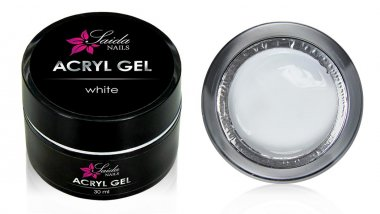 Acryl-Gel WHITE, 30 ml