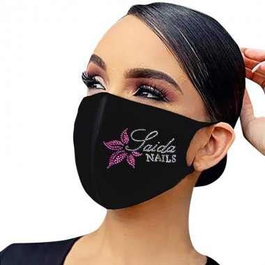 Face mask, washable