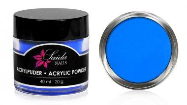 Acrylpuder 12 BLAU, 20 g/40 ml