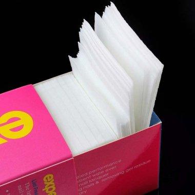 Cotton Nail Wipes 475 pcs./pckg.