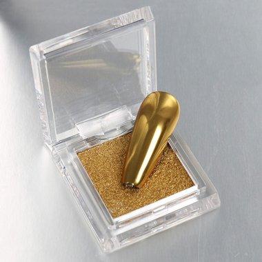 Kompaktes ChromPuder 02 Gold