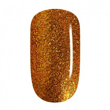 Color Gel - 76 Antique Gold Glitter, fine