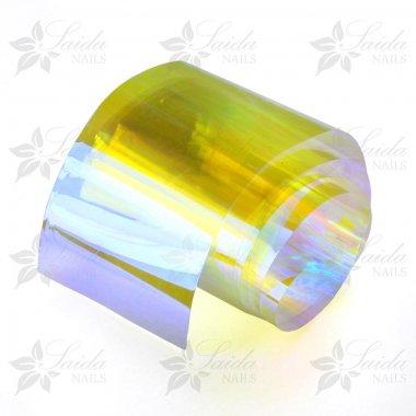 Aurora Foil 02, GREEN-GOLD