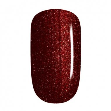 Color Gel - 49 Deep Red Pearl Glimmer