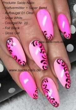 Colorgel - 20 Barbie-Rosa