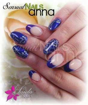 Colorgel - 66 Lila-Blau Feinschimmer