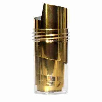 Nailart Folie XXL 100cm - GOLD