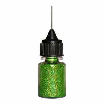 Glitzerstaub - LASER GREEN