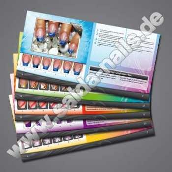 Nailart leicht gemalt - Studio-Bestseller 3 (tutorial book)