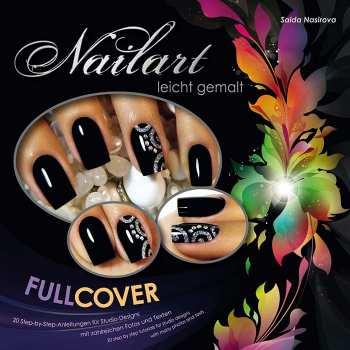 Nailart leicht gemalt - Fullcover (tutorial book)