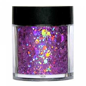 Laser Glitter Mix - ROSE