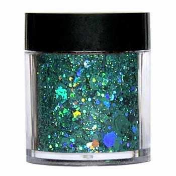 Laser Glitter Mix - MEERBLAU