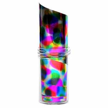 Nailart Folie XXL 100cm - RAINBOW
