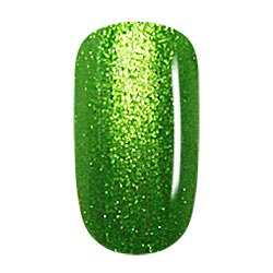 Color Gel - 89 Spring Green Glitter, fine