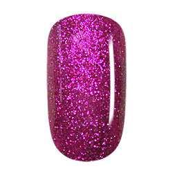 Color Gel - 96 Pink Violet Glitter, fine