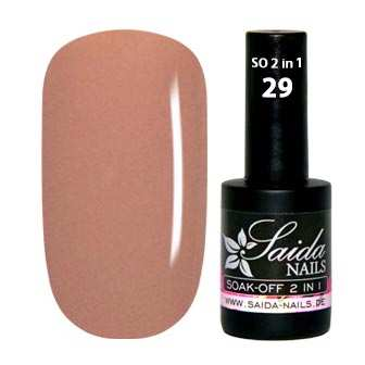 Gel Polish 2 in 1 - 29 Rouge