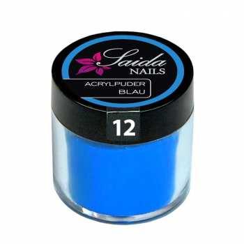 Acrylpuder 12 BLAU, 10 g