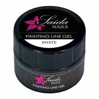Painting Line Gel - weiß