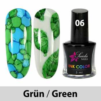 Ink Color - 06 Green
