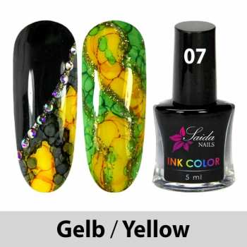 Ink Color - 07 Gelb