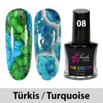 Ink Color - 08 Turquoise