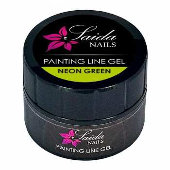 Painting Line Gel - Neon Green