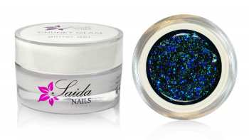 CHUNKY GLAM 05 - Blue Green Black, 15 ml