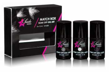 Match Box 01 - Black & White