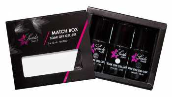 Match Box 07 - Red Passion